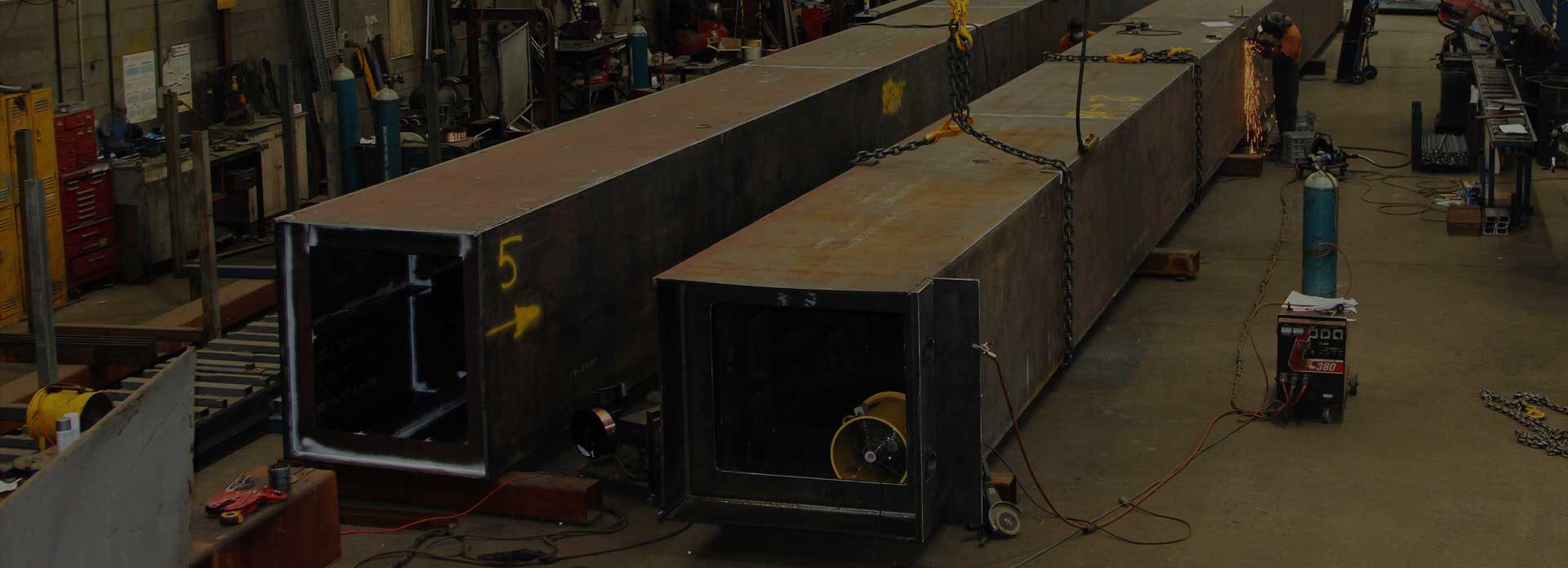 Steel Fabricators – Steel Fabrication Melbourne
